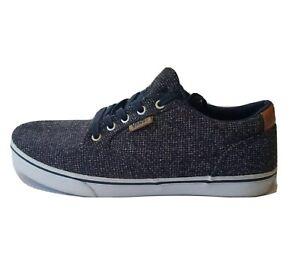 Vans Atwood Ultracush Skate Sneakers Shoes Womens Sz 7 EU 37 Tweed ...
