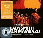 Essential Collection (CD+DVD) von Ladysmith Black Mambazo (2014)