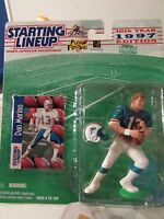 Starting Lineup Miami Dolphins Dan Marino 13 From 1997