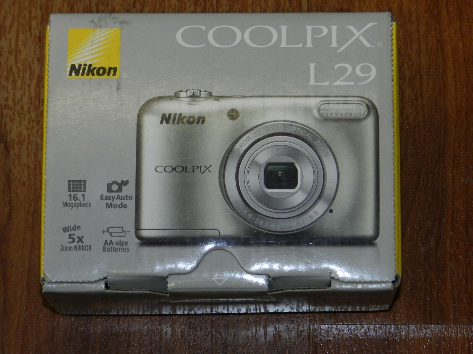 Digital Camera L29 Black