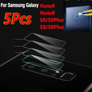 For-Samsung-Galaxy-Note9-8-S8-S9-Back-Camera-Lens-amp-Flash-Tempered-Glass-Protector