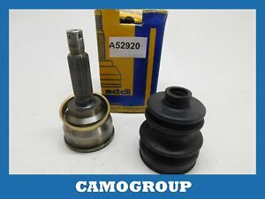 Coupling Drive Shaft Homocinetic Joint Joint Set Metelli For SUZUKI Swift High
