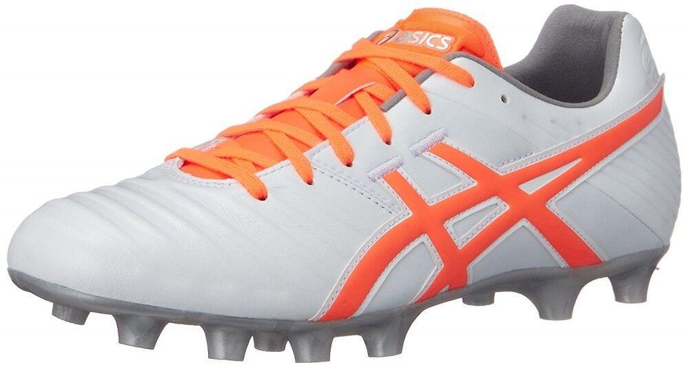 Asics Japón DS Light 3 Zapatos De Fútbol De Cuero Canguro Slim TSI752 blancoo
