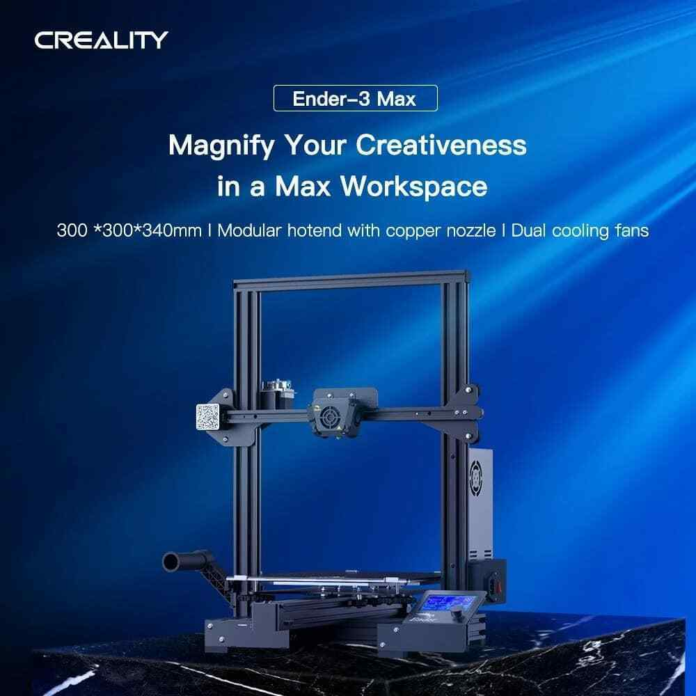Creality3D Ender-3 Max 3D Printer