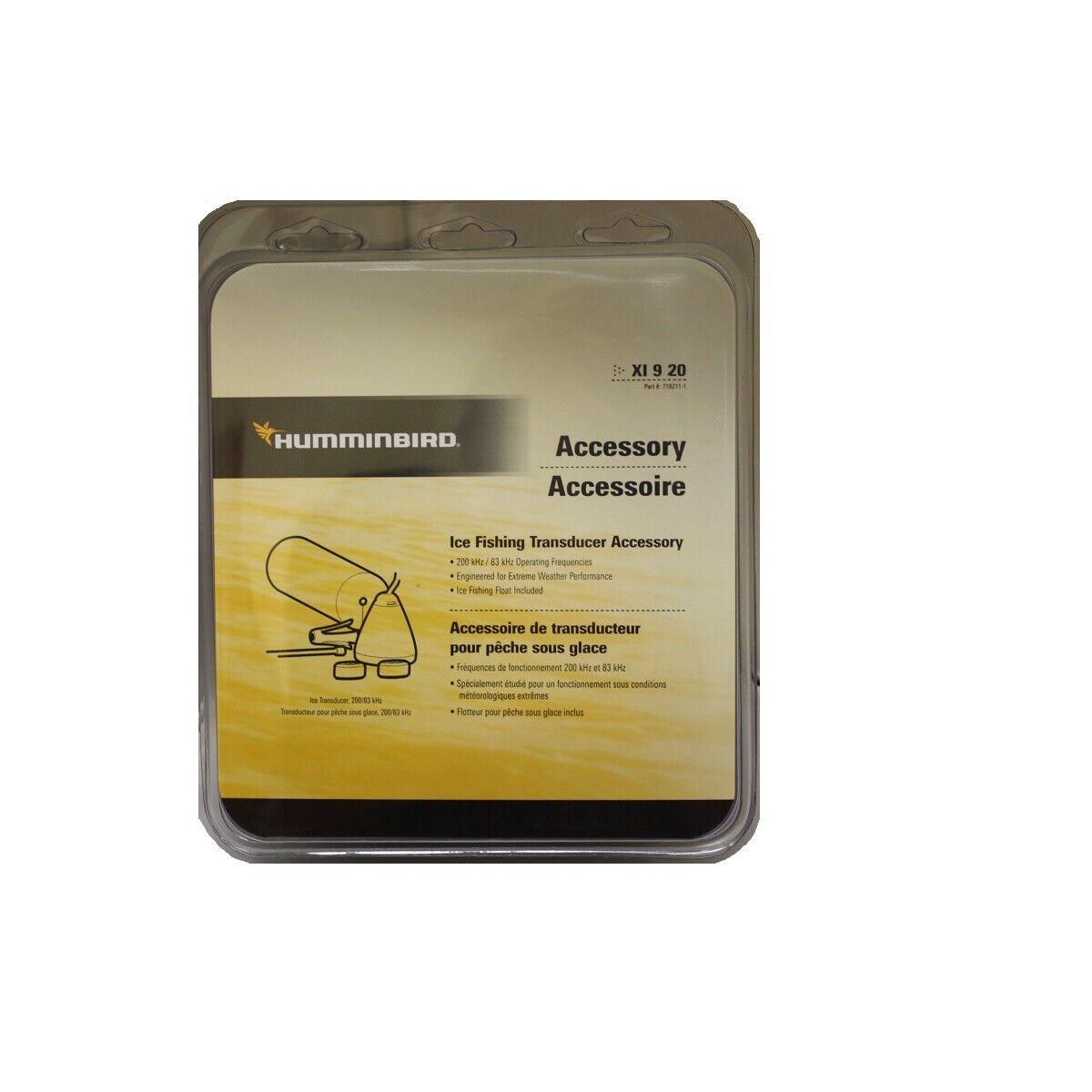 Humminbird Xi920 Ice Ducer Xi 9 20 710211-1