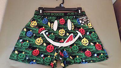 joe boxer nice until proven naughty boxer shorts christmas new
