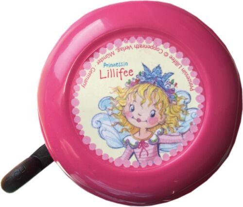 Kinder Fahrrad Glocke Klingel Prinzessin Lillifee rosa NEU