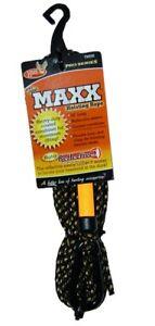 HME-Maxx-Hoisting-Rope-w-Heavy-Duty-Coated-Carabiner-25-ft-TMHR