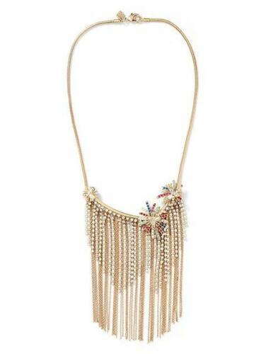 Banana Republic Fireworks Chain Necklace NWT $89.99