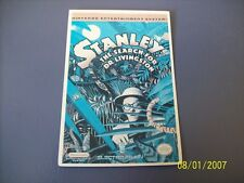 STANLEY SEARCH DR L  NES 8 Bit Nintendo Vidpro Card