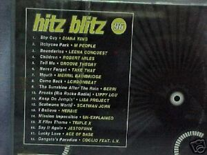 HITZ-BLITZ-039-96-music-cd