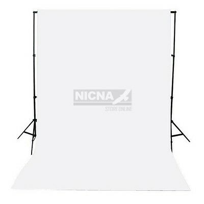 Photography Backdrop white Back ground Cloth Non-woven Fabric 1.5x3m 5x10ft