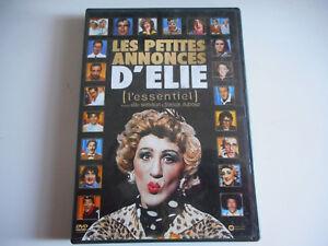 DVD-LES-PETITES-ANNONCES-D-039-ELIE-L-039-ESSENTIEL-ELIE-SEMOUN-amp-FRANCK-DUBOSC