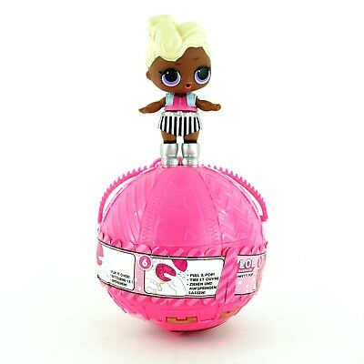 LOL Surprise Series 3 Doll Funky Q.T Confetti Pop With Bottle
