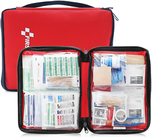 First Aid Only All-Purpose Medical First Aid Kit, 320 Pieces Emergency kit