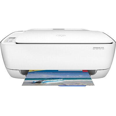 HP DeskJet 3630 Wireless Color Inkjet All-In-One Printer - Print, Scan, Copy