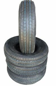 4-New-Tires-235-85-16-Loadmaxx-14-Ply-ST-Trailer-Steel-Belted-Radial-ST235-85R16