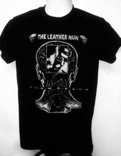 livraison gratuite THE LEATHER NUN-mort lente T-Shirt