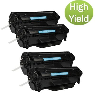 1PK Q2612A 12A Black High Yield Toner Replacement For HP Laserjet 1010 1012 1018