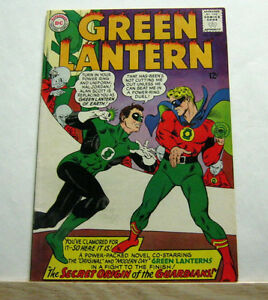 green lantern 40 1st app of crisis golden age gl crossover vf dc comics 1965 nr ebay