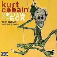 Kurt Cobain Montage Of Heck: Home Recordings 180g +mp4s Gatefold Vinyl 2 Lp