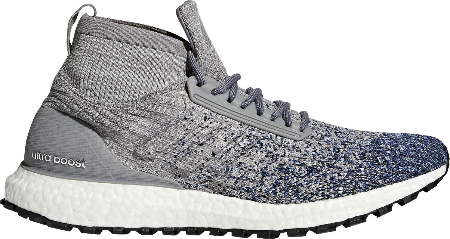 Adidas  Ultra Boost All Terrain Mens Running shoes - Grey  big discount