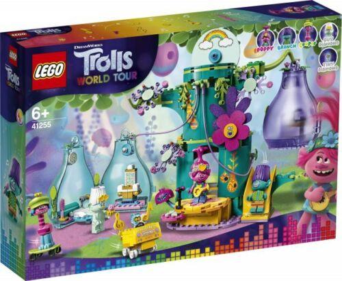 LEGO 41255 TROLLS WORLD TOUR FESTA AL VILLAGGIO POP DAL 12 GEN 2020