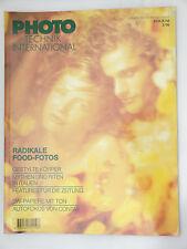 (PRL) PHOTO TECHNIK INTERNATIONAL 3/96 1996 CONTAX MITTELFORMAT ART MAGAZINE NOS