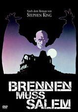 Brennen muss Salem  * Kult DVD *  - Stephen King  NEU /  OVP  - Salem´s Lot