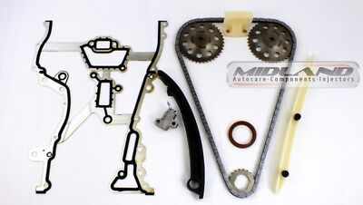 VAUXHALL CORSA D 1.0 1.2 1.4 16v TWINPORT ENGINE TIMING CHAIN KIT INC SPROCKET