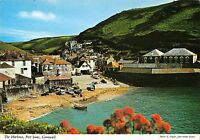 BR82850 the harbour port isaac cornwall  uk