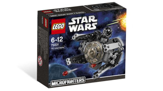 Lego 75031 Star Wars - TIE Interceptor Microfighter Series 1  [NEW]