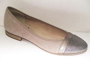 Schuhe 41 Zu Weite Soft Damen Line PumpsGr Details 36 Ballerinas TlFKc13J