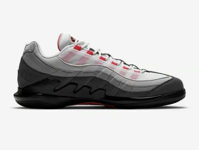 Size 6 - Nike Court Zoom Vapor X Air Max 95 Solar Red 2020 for ...