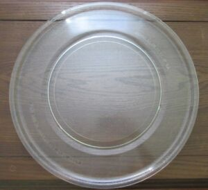 Image Is Loading 16 034 Large Sharp Microwave Gl Turntable Plate