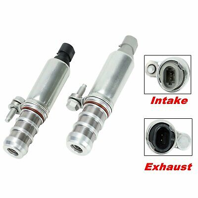 Intake /& Exhaust Camshaft Position Actuator Solenoid Valve For GM Buick Chevy US