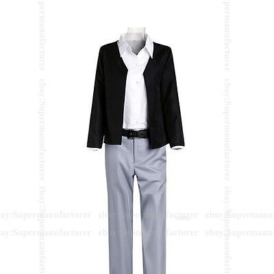 Assassination Classroom Karma Akabane Uniform Cosplay Clothing Cos Costume