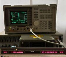 Hp Agilent Keysight 8596e Spectrum Analyzer 9khz 128ghz Opt010 Tg Fully Tested