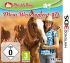 Mein Westernpferd 3D (Nintendo 3DS, 2013, Keep Case)