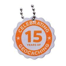 15 (quindici) anni di Geocaching -- ufficiale di viaggio etichetta