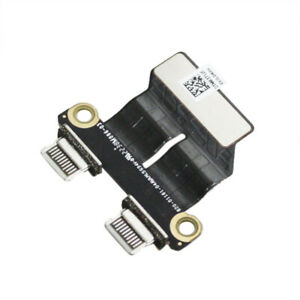 For-Macbook-Air-13-034-A1932-2018-DC-Power-Jack-I-O-USB-C-Board-Cable-sk01