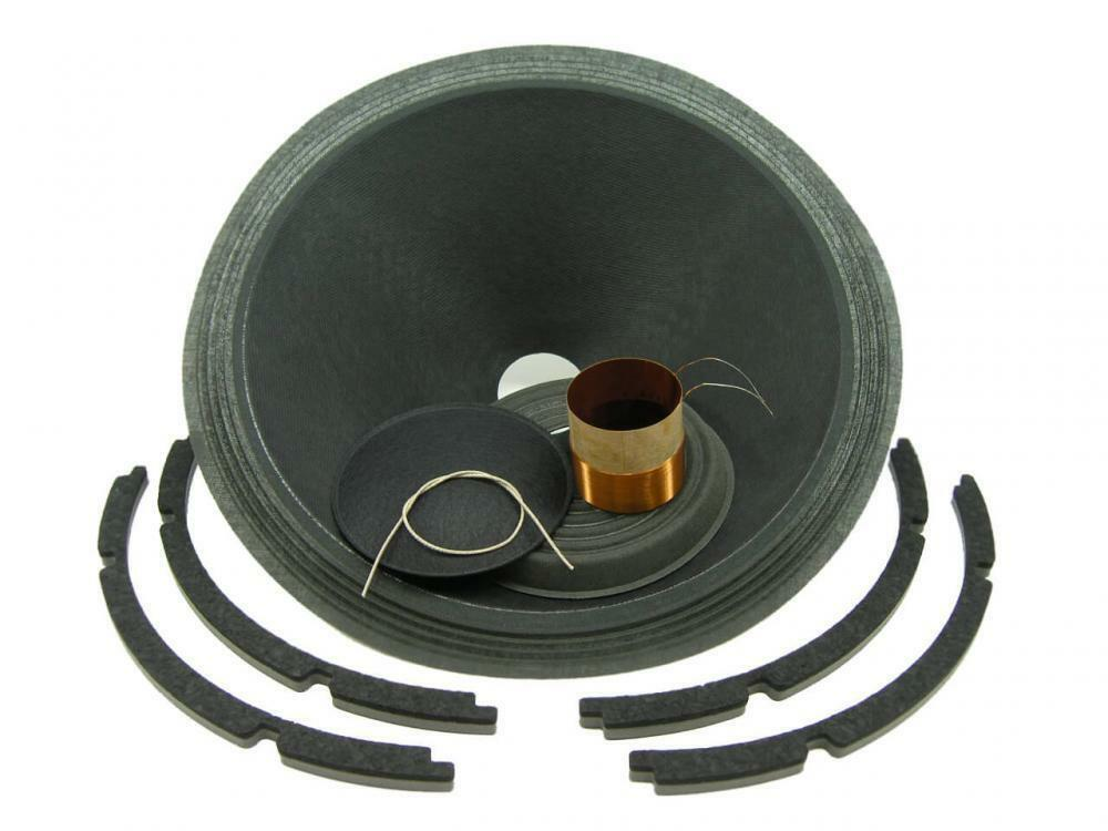 SS Audio Recone Kit for 15  Klipsch Klipschorn K-33E Woofer RK-KLPK-33E