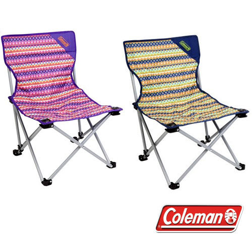 2 x COLEMAN FESWAVE Folding Camping Picnic Arm Beach Chair