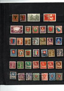 38-timbres-de-Suisse-entre-168-et-211