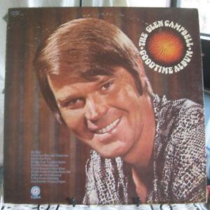 Glen-Campbell-Glen-Campbell-Goodtime-Album-Vinyl-LP-Record-Album-1970-Excellent