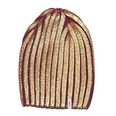 (p75) Costole A Maglia Bambini Berretto Freaky Testa Beanie Inverno Cappello Metallizzato Gr.51-mostra Il Titolo Originale Costo Moderato