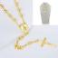 DG-32-034-Stainless-Steel-Gold-Beaded-Rosary-Virgin-Mary-Jesus-Cross-Necklace-Gift thumbnail 1