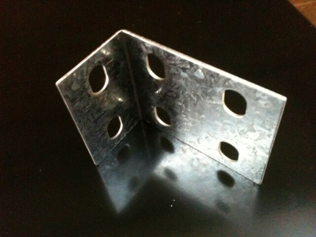 150mm General Purpose Purlin Brackets Galvanised