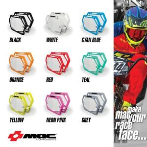 Mac-One-BMX-Number-Plates-Pick-your-Size-and-Color
