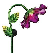 Item 2 SOLAR GARDEN   Bell Flower   MINI SOLAR STAKES   4 COLORS   REGAL  ART U0026 GIFT  SOLAR GARDEN   Bell Flower   MINI SOLAR STAKES   4 COLORS    REGAL ART U0026 ...